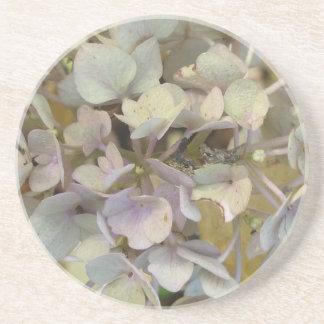 Hortensia (pastel) - Coaster - Untersetzer