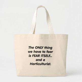 horticultor del miedo bolsas de mano