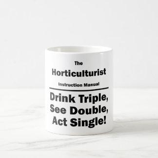 horticultor taza clásica