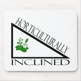 Horticulturally Inclined Mouse Pad