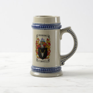 Horton Coat of Arms Stein / Horton Crest Stein Coffee Mug