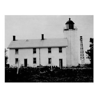 Horton Point Lighthouse Postcard