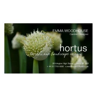 Hortus - Allium Business Card