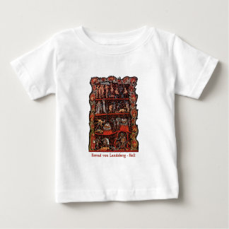 Hortus Deliciarum Hell Baby T-Shirt