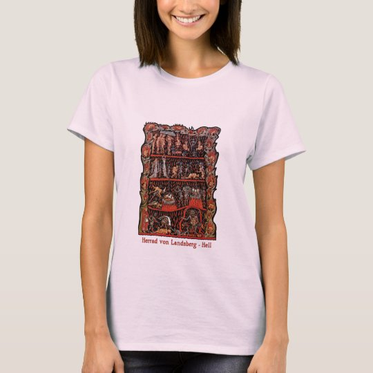 Hortus Deliciarum Hell T-Shirt