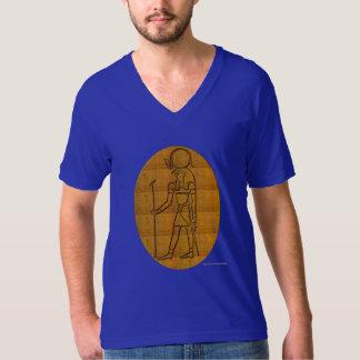 Horus Amulet Men's V-Neck T-Shirt