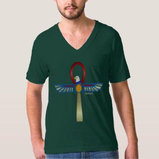 Horus Ankh2 Men's V-Neck T-Shirt