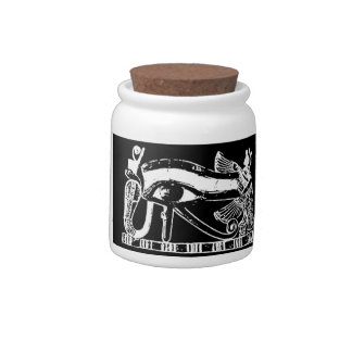 Horus Candy Jar