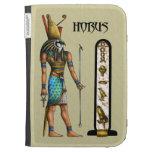 Horus enciende la caja en folio