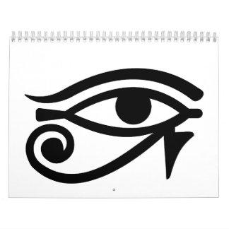 Horus Eye Calendar