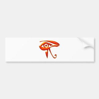 Horus eye eye Egypt egypt Car Bumper Sticker