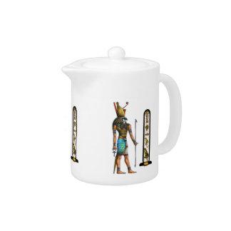 Horus Teapot