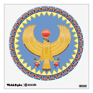 Horus, the God of Kings Wall Decal
