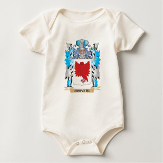 Horvath Coat of Arms - Family Crest Bodysuit