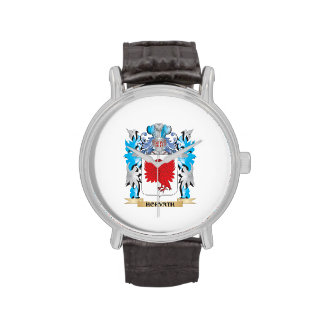 Horvath Coat of Arms - Family Crest Wrist Watches