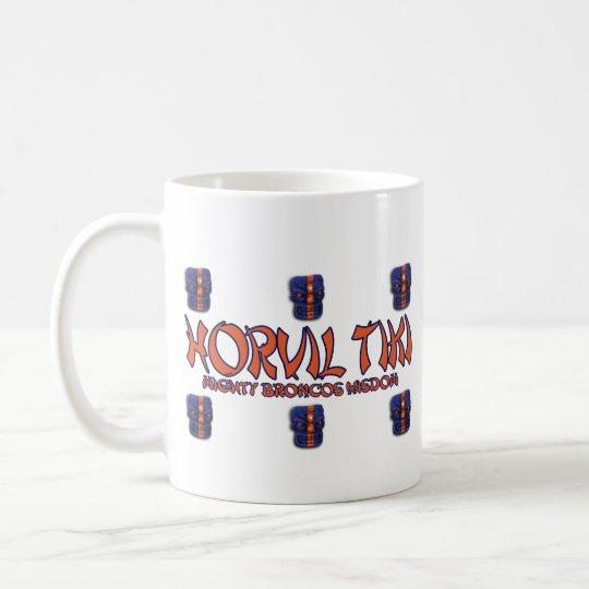 Horvil Tiki Mug - Crazy