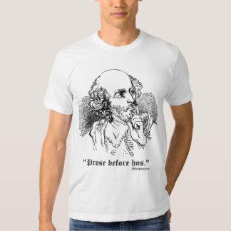 Hos de Shakespeare Camisas