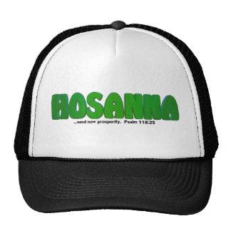 HOSANNA MESH HAT