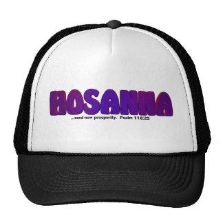HOSANNA MESH HATS