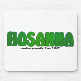 HOSANNA MOUSEPAD