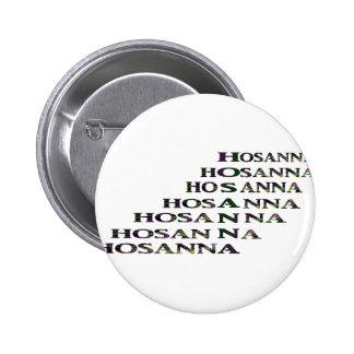 HOSANNA PINS