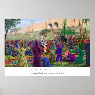 Hosanna Print