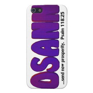 HOSANNA Speck Case Cases For iPhone 5