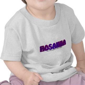 HOSANNA T-SHIRTS