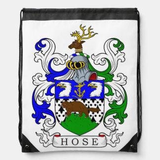 Hose Coat of Arms I Cinch Bags