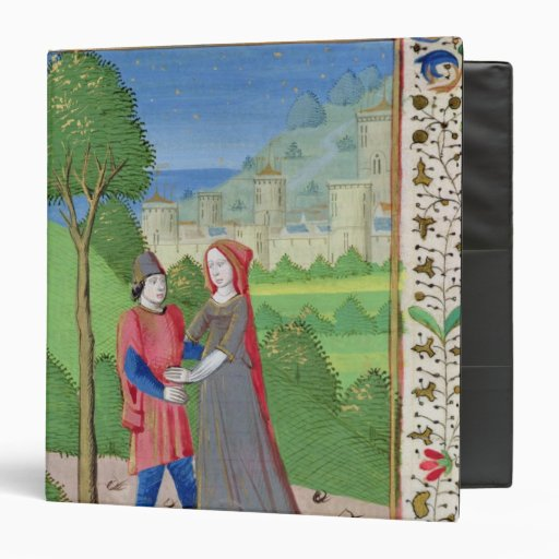 Hosea and the Prostitute, from the Bible Binder