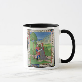 Hosea and the Prostitute, from the Bible Mug