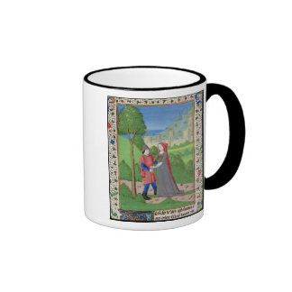 Hosea and the Prostitute from the Bible Coffee Mugs