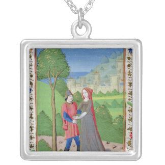 Hosea and the Prostitute, from the Bible Pendants