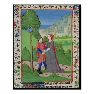 Hosea y la prostituta de la biblia posters