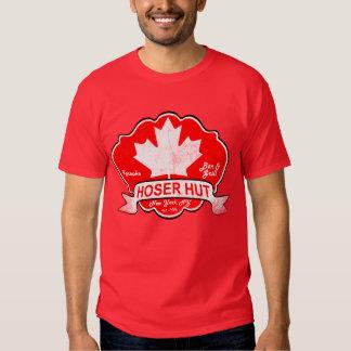 Hoser Hut T Shirts