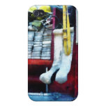 Hoses On Fire Truck Cover For iPhone 4