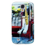 Hoses On Fire Truck Samsung Galaxy S4 Cases