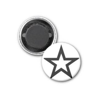hoshi 1 inch round magnet