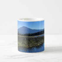 Hosmer Lake in Summer Coffee Mug