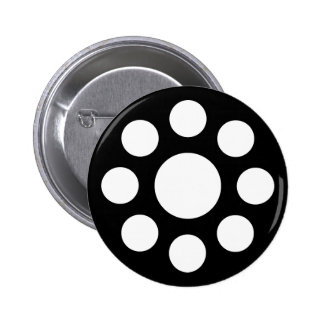 Hosokawa star pinback button