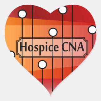 Hospice CNA Nursing Assistant Sticker