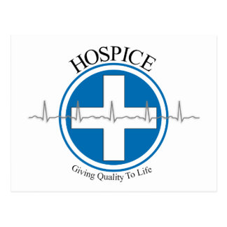 Hospice Gifts Postcard