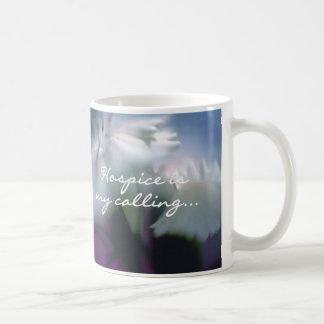 Hospice is My Calling Classic White Coffee Mug