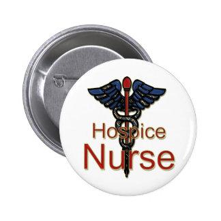 Hospice Nurse Pin