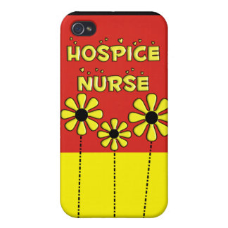 Hospice Nurse Gifts iPhone 4 Cover
