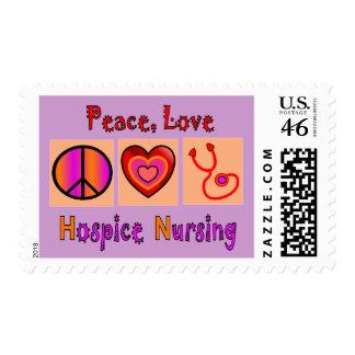 Hospice Nurse Gifts Stamp