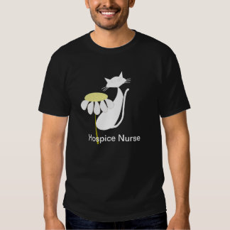 Hospice Nurse Gifts T Shirt