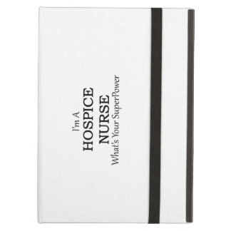 HOSPICE NURSE iPad AIR CASE