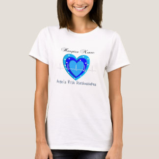 Hospice Nurse T-Shirt For Women
