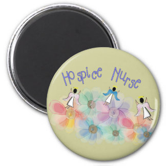 Hospice Nurse WHISPY Angels Design Magnet